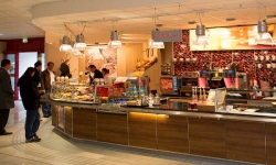 Reutter Einkaufszentrum Imbiss