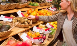 Reutter Einkaufszentrum Markt