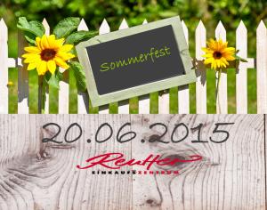 Sommerfest im Reutter-Einkaufszentrum