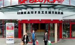 Reutter Einkaufszentrum Eingang