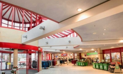 Reutter Einkaufszentrum Innenraum